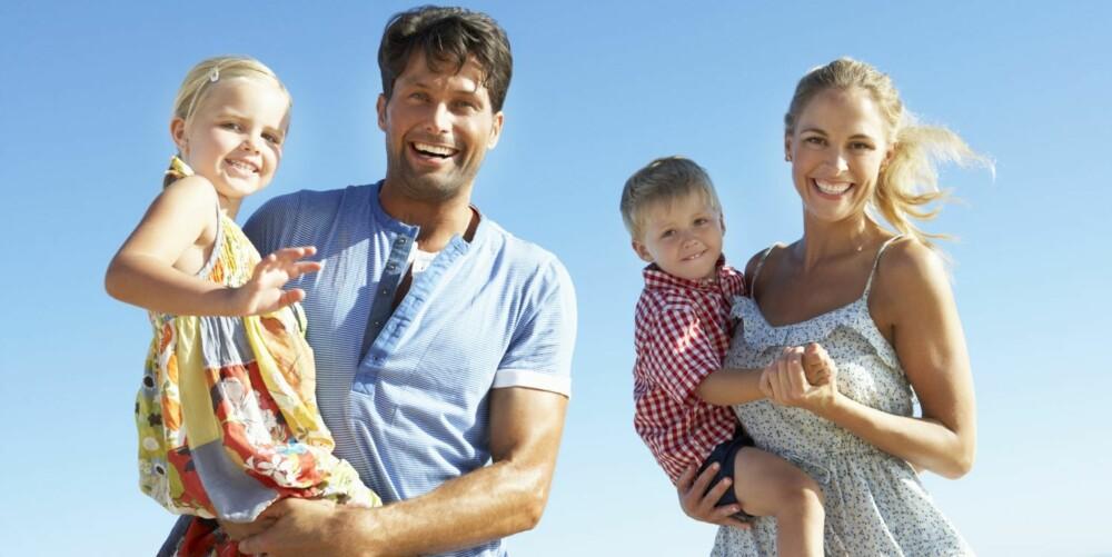 HOLD DEG FRISK: Følg de åtte rådene for å holde deg frisk i sommer. ILLUSTRASJONSFOTO: Colourbox