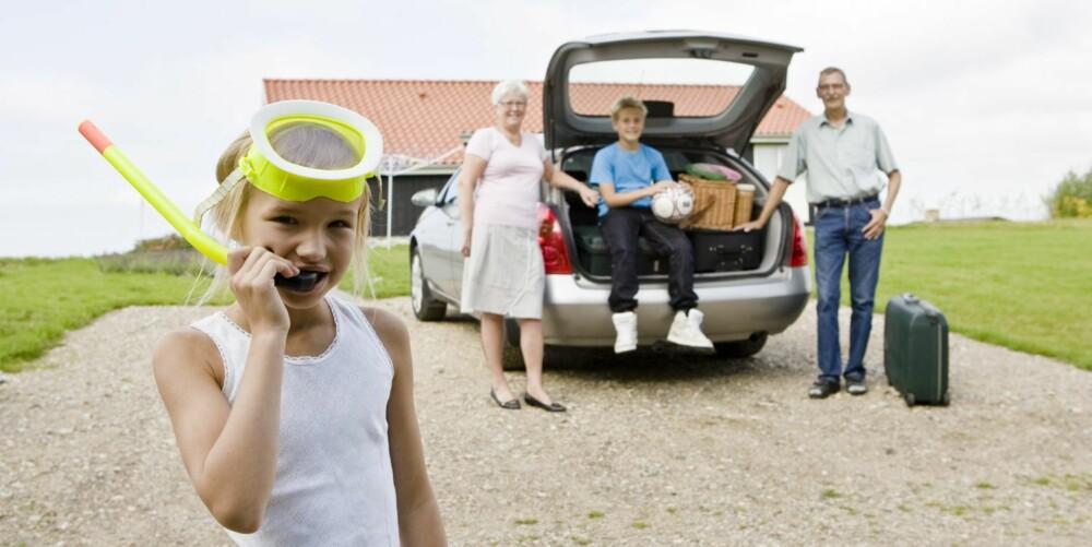 REISEAPOTEK: Pakk med deg et lite reiseapotek som beskyter deg mot å bli syk på ferien. ILLUSTRASJONSFOTO: Colourbox