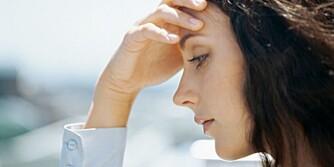 STRESSHODEPINE: Studier viser at det ikke er muskelspenninger som er årsaken til stresshodepinen, såkalt tensjons type hodepine.