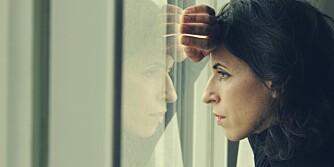 KAN DU VÆRE DEPRIMERT?: Her kan du lese om symptomer og kjennetegn på depresjon. ILLUSTRASJONSFOTO: Thinkstock