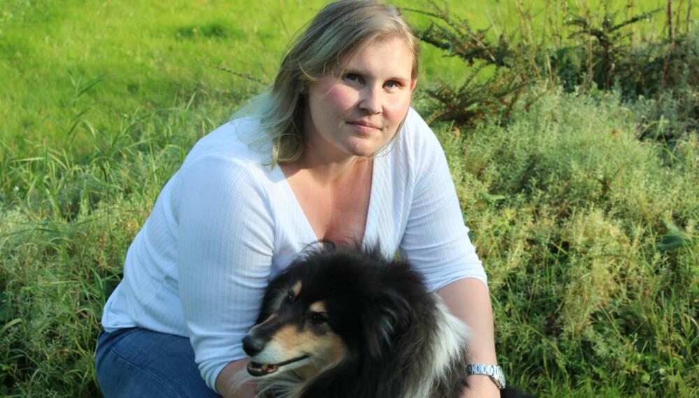 MISTET LILLESØSTER: Etter at lillesøster Kristin ble funnet drept, har Lindas liv vært preget av fysiske smerter som forklares av traumene hun har gjennomgått.