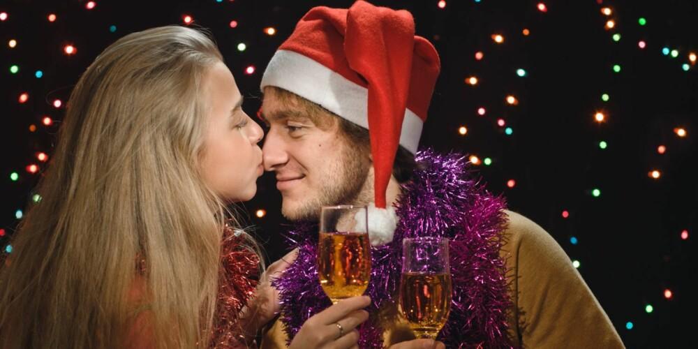 UTRO-KLASSIKER: Redd for å gjøre noe dumt på julebordet?