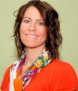 GOD FLYT: Psykolog Lisa Vivoll Straume mener at lykke kan være å bli oppslukt i det man driver med.