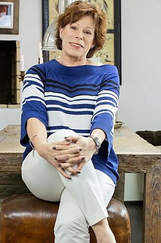 BENSKJØRHET: Den tidligere danseren Torhild Strand fikk påvist benskjørhet i en alder av 44 år. Medisiner har vært redningen for henne.