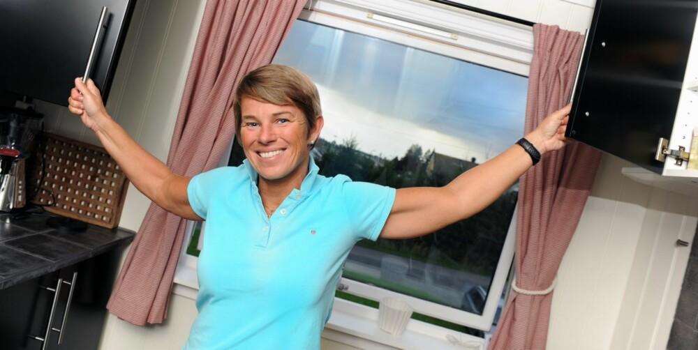 ENERGI: Solfrid Erlingsen har alltid hatt et høyt energinivå. Nå vet hun at det skyldes AD/HD.