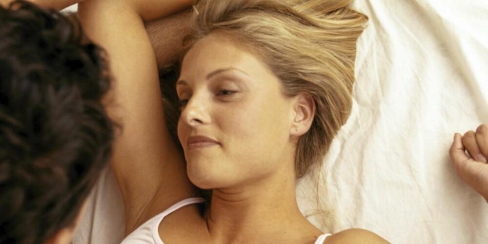 """- Manglende kommunikasjon i parforhold gjør at mange kvinner """"faker"""" orgasme."""