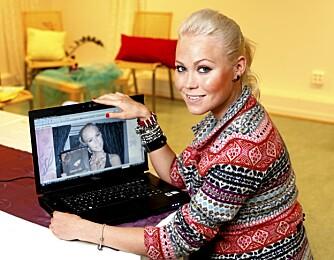 """BLOGG: På adressen <a href=""""http://surfer.blogg.no"""">http://surfer.blogg.no</a> skriver Ingeborg om hverdagen og sin kamp mot sykdommen."""