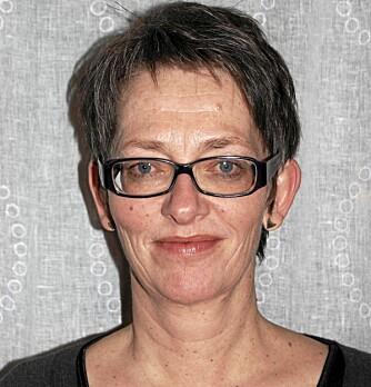 Ella Kopperud ved Familiekontoret i Aust-Agder