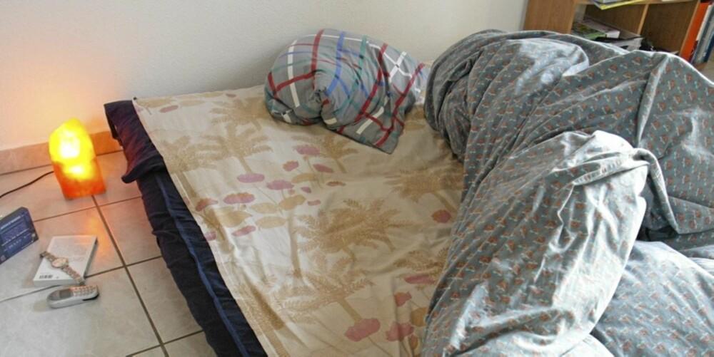 OPP OG STÅ: Som regel går man bare i søvne i et kvarters tid, før man vender tilbake til senga.