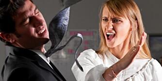 TABUBELAGT: Fordi det strider mot mannsidealet å bli utsatt for partnervold, kvier menn seg for å avsløre volden.