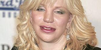 PUTETRYNE: Courtney Love har virkelig gjort en innsats for å beholde ungdommen som det så fint heter. Men er det helt heldig?