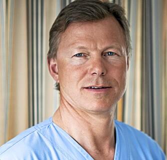 KIRURG: Morten H. Haug.