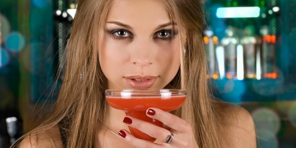 FYLLEANGST: Når alkoholen går ut av kroppen øker aktiviteten i amygdala - noe som trigger angsten og gjør den verre.