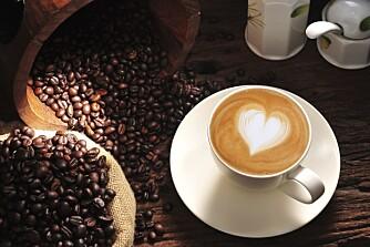 KAFFE OG SMERTE: - En til to kopper kaffe er ok, sier lege Rae Frances Bell.