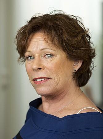ARVET BENSKJØRHET: - Benskjørhet ligger i familien, forteller Torhild Strand. Hun er tredje generasjon med osteoporose i familien.