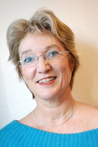 """ER SELV TERAPEUT: Elisabeth Arnet har skrevet boken """"Terapi - hva passer for meg? Hun er også utdannet gestaltterapeut."""