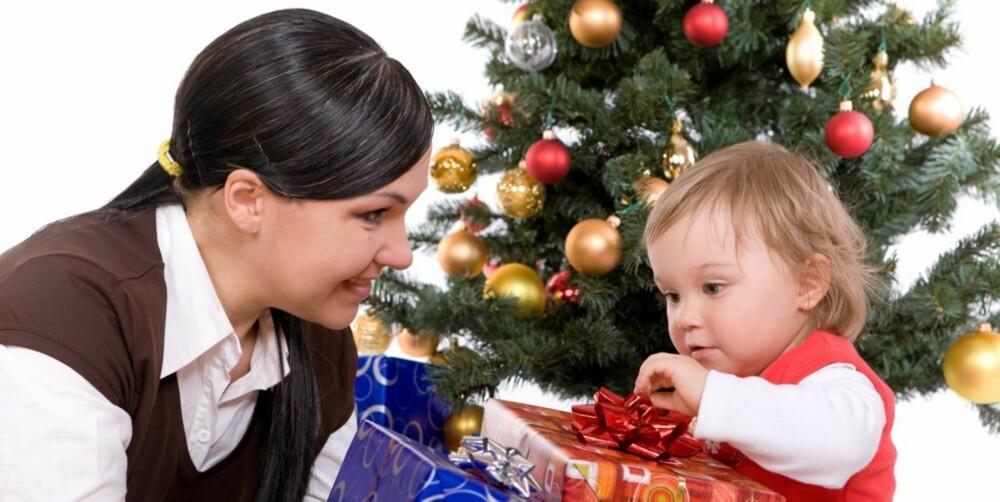 TA HENSYN: Hvis barna i familien er allergiske er det viktig å ta hensyn.