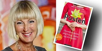 PUSTETEKNIKK: Anette Aarsland (bildet) har sammen med Nina Hanssen skrevet boken «Pusten ¿ hvordan puste deg trygg, sunn og avslappet» (Cappelen Damm 2014).