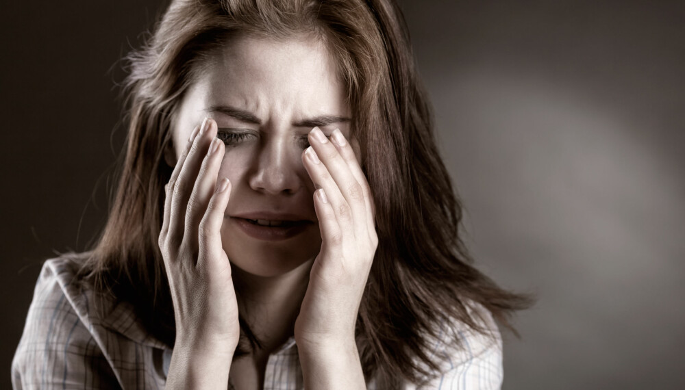 PSYKISK LIDELSE: Det høye antallet av psykiske lidelser kan skyldes opplevd forventningspress, tidsklemme, negativt stress, samt oppløsning av beskyttende sosiale relasjoner slik som storfamilie og ivaretakende nærmiljø, mener Catharina Elisabeth Arfwedson Wang, professor i klinisk psykologi.