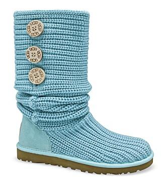 918af90b UGG UGG: De populære Ugg-skoene kommer i stadig nye varianter.