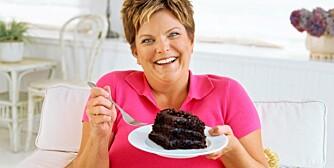Er det sukker eller fett som er mest usunt? Hvis du vil holde vekten, bør du kanskje passe på begge deler.