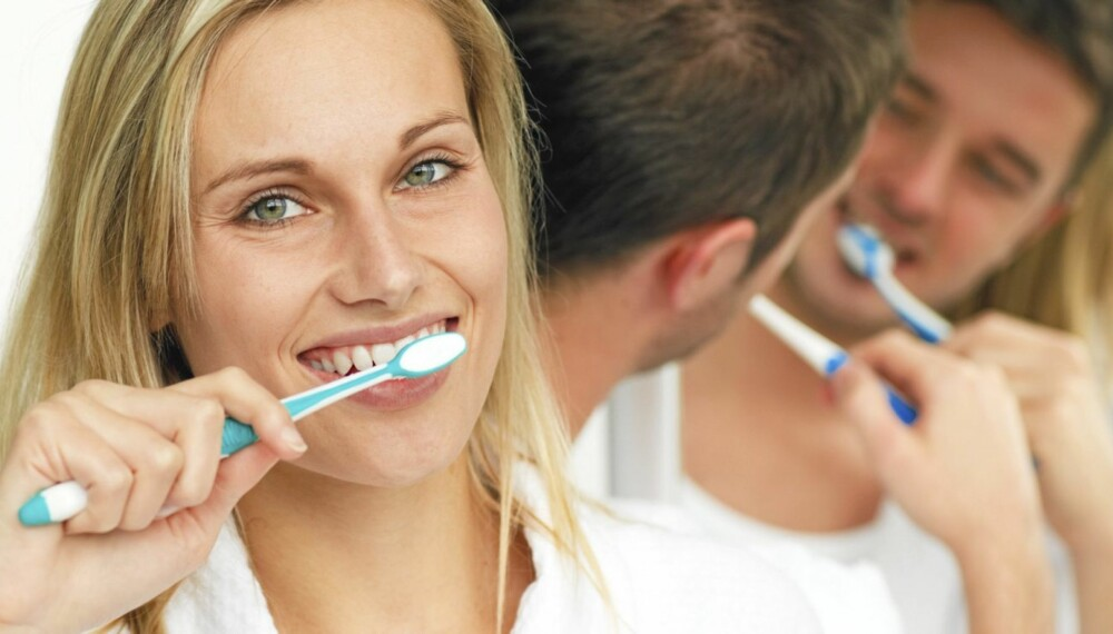 AVSTEMNING: Hvor ofte bytter du tannbørste?