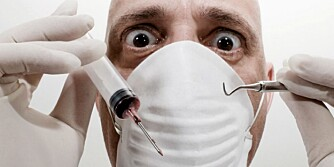 SKUMMELT: Vi gir deg metodene du kan bruke for å komme over tannlegeskrekken.