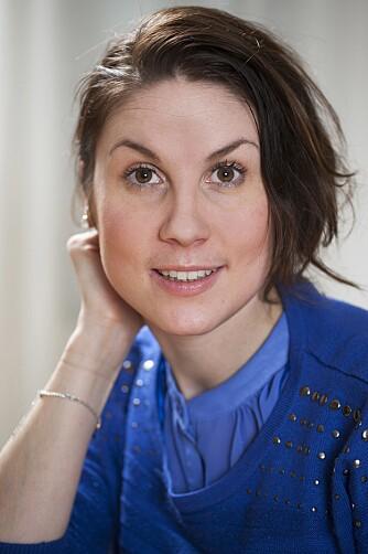 FLINK PIKE: Før Susann fikk diagnosen Sjøgrens syndrom, trodde legene at det var stress og ambisjoner som slet henne ut.