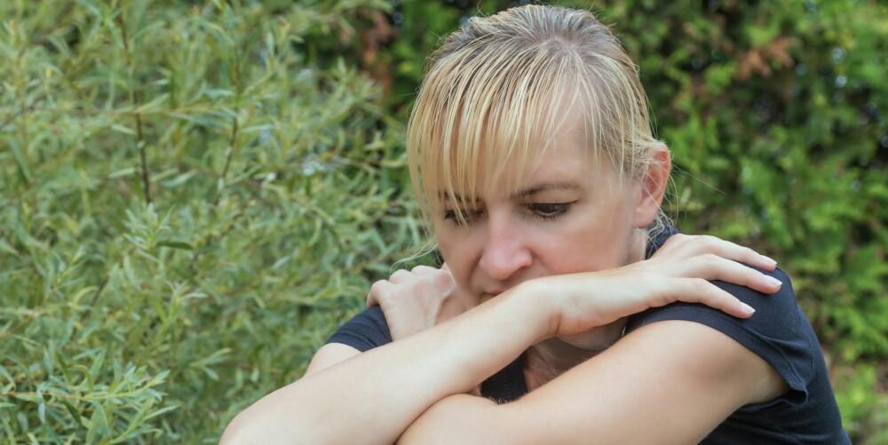 ORKER MINDRE: Tung pust i situasjoner der du ikke tidligere ble andpusten kan være et tidlig tegn på KOLS.
