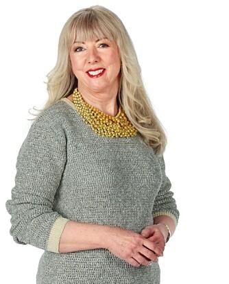 Lise Hansen, redaktør i Norges største ukeblad.
