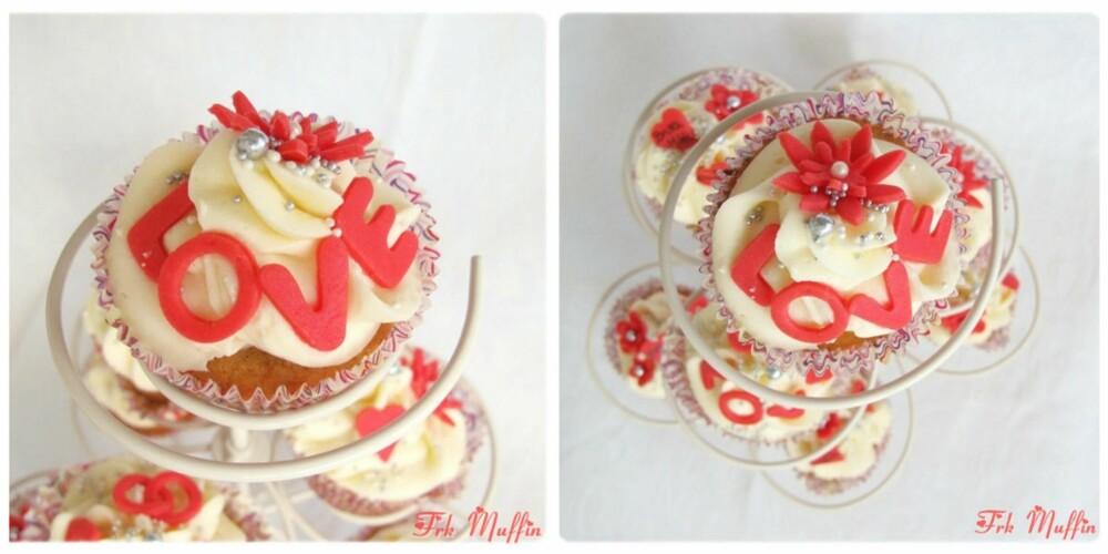 CREME BRULEET: Dessert-muffinsen for voksne.