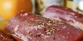 OPPSKRIFT MED SVINE INDREFILET: Slik blir svin indrefilet godt.