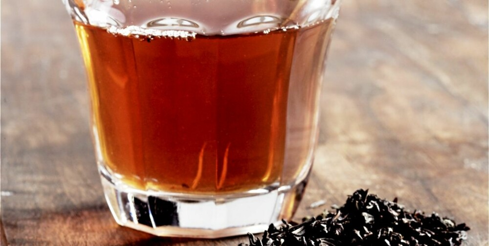 VARM TE MED WHISKY: Hva med krydderte med whisky?