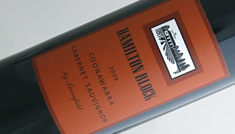 COONAWARRA: Vindistriktet Coonawarra i South Australia er kjent for god cabernet sauvignon.