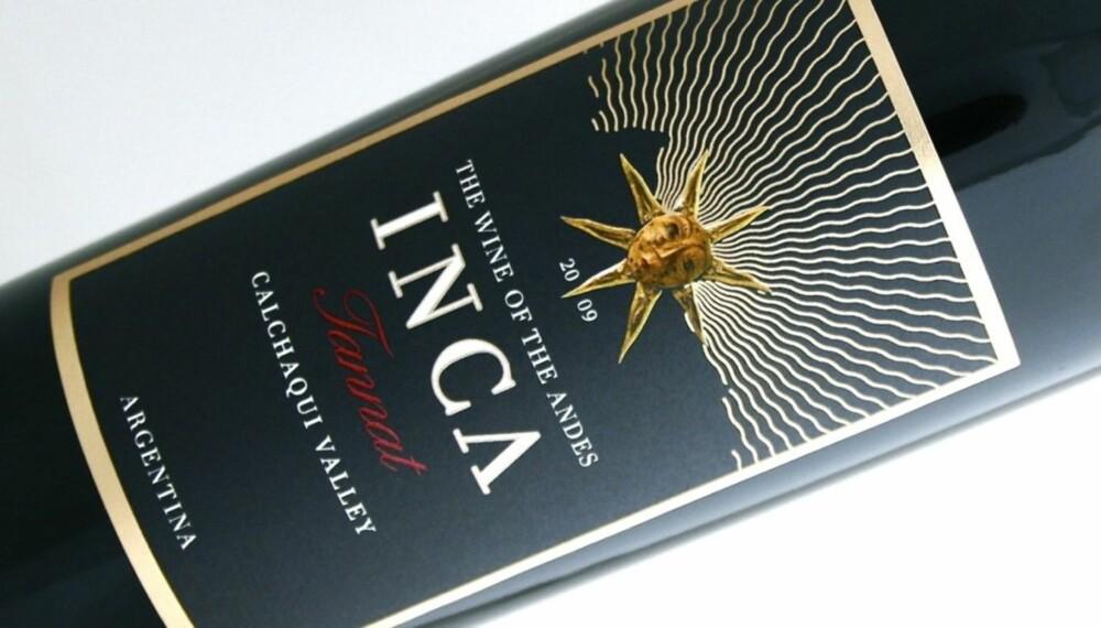 TANNAT: Uruguay er kjent for sine viner av tannat-druen, men den dyrkes også i Argentina.