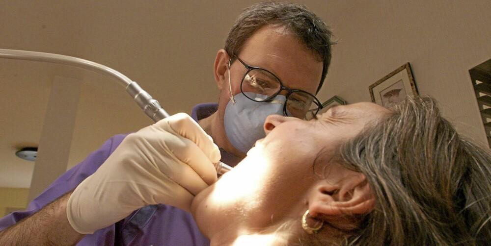 PLAGER: Har du generelle helseplager relatert til amalgam i tennene, skal du ta kontakt med fastlegen din.