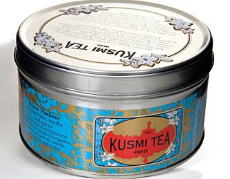 TRENDTE: Kusmi te fra Java/Kaffa, kr 138 per stk.