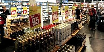 GARDERMOEN: Tax free-butikken ved ankomst på Gardermoen ble åpnet for snaut fire år siden. Nå utvides butikken kraftig.