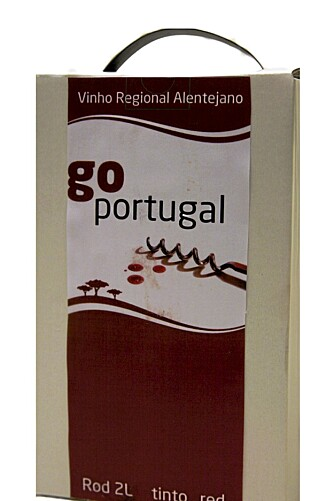 PÅ PAPP: Go Portugal.