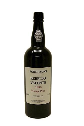 TILTALENDE: Robertson Rebello Valente Vintage 1980 får også 90 poeng.