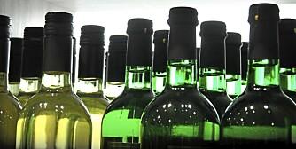 FRISTENDE: Billig vin.
