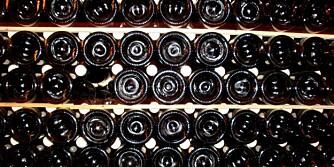 """ITALIENSK VIN: Når det er så mye å velge mellom er det lurt å ha med seg en ABC. Bildet viser italiensk musserende - laget etter tradisjonell """"champagnemetode""""."""