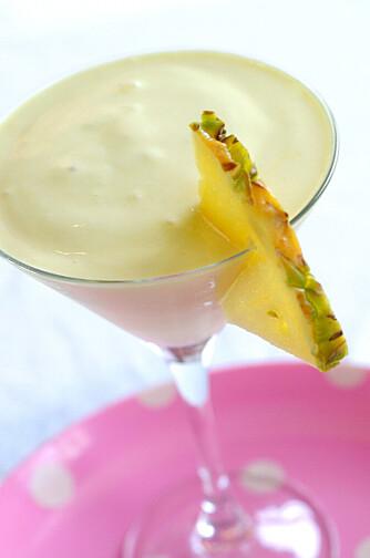 ....anapina! Av alkoholfrie drinker kan du drikke så mye du orker i varmen.