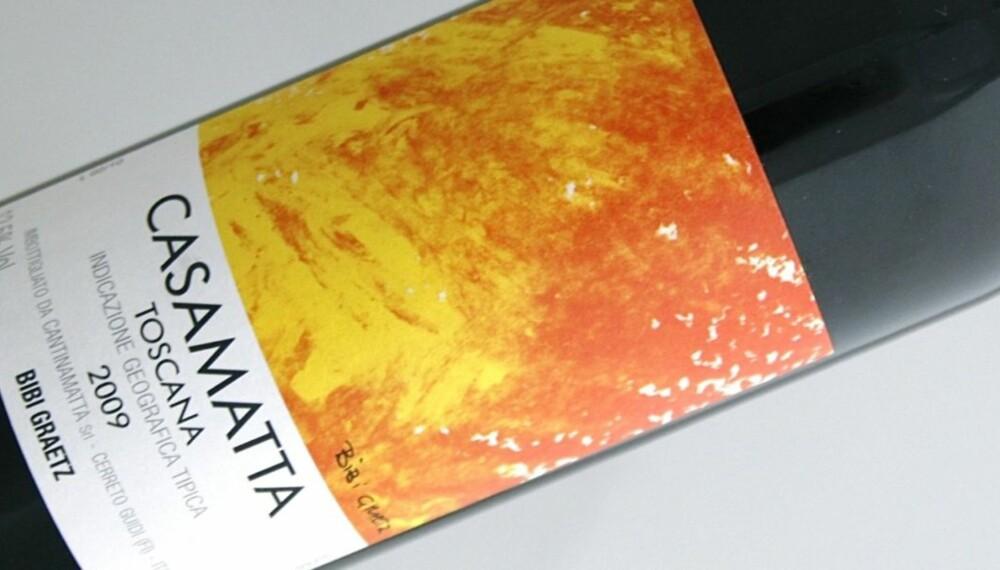 CASAMATTA: Ordet Casamatta på italiensk betyr galehus.