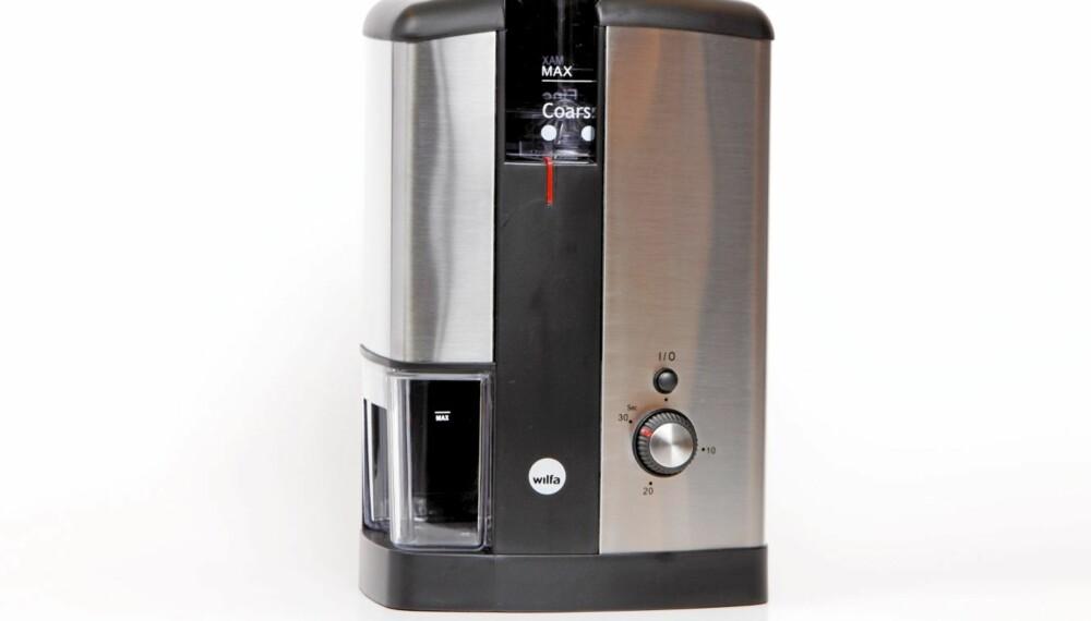 Wilfa Kaffekvern Test