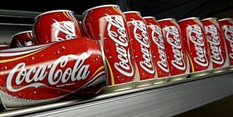 HOLD DEG UNNA: Cola, særlig Cola Light, er ikke bra for en sensitiv blære.