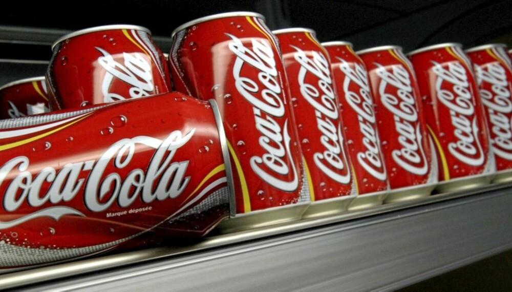 af3eb930 HOLD DEG UNNA: Cola, særlig Cola Light, er ikke bra for en sensitiv