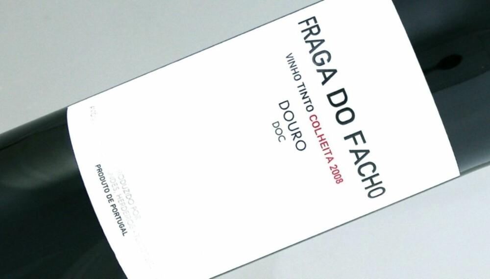 DOURO: Fraga do Facho kommer fra den dramatisk kuperte Douro-dalen.
