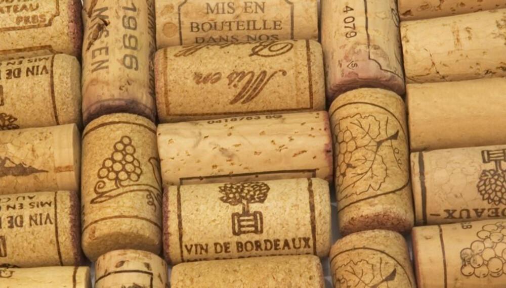 KORKET VIN: Den ekle smaken av mugg ødelegger vinopplevelsen.