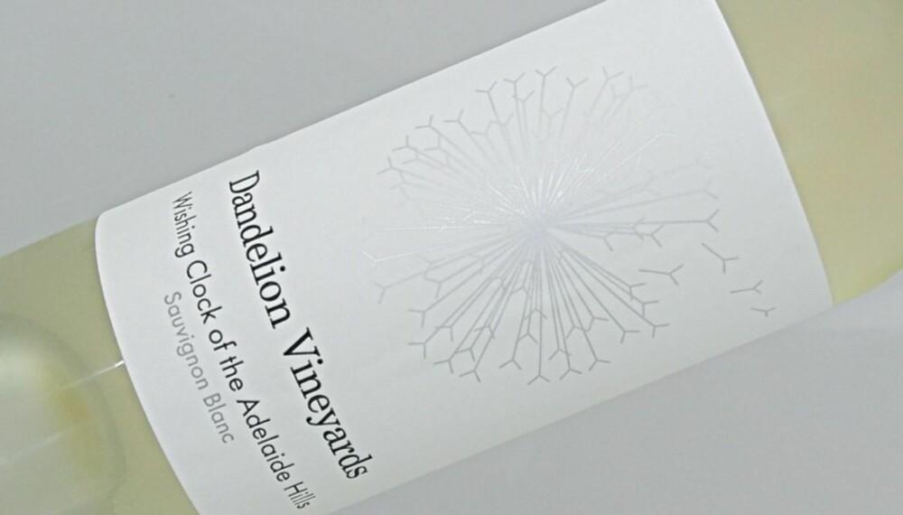 DANDELION: God vin med fryktelig langt navn. Det holder at du husker Dandelion (løvetann).